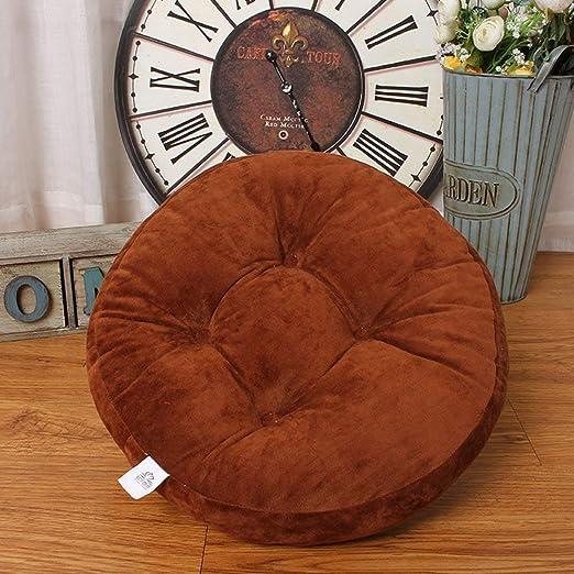 Amazon.com: HEWEI - Cojín redondo para asiento de silla ...