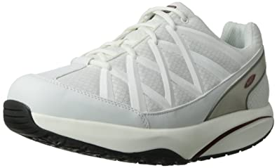 28b39daa7016 MBT USA Inc Men s Sport 3 White Fitness Walking Sneakers 400334-16 Size 5-