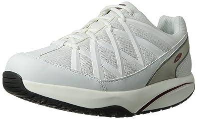 ec54ec7e41cf MBT USA Inc Men s Sport 3 White Fitness Walking Sneakers 400334-16 Size 5-