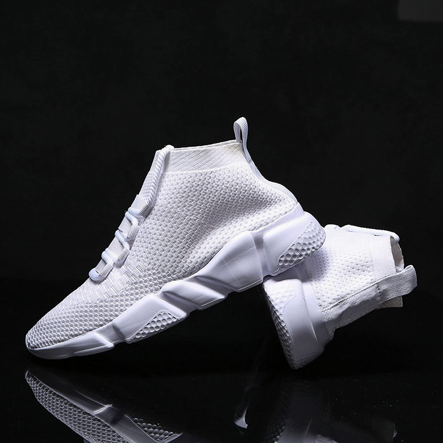 e8123e7d43edd Mua sản phẩm Mevlzz Mens Casual Athletic Sneakers Knit Running Shoes ...