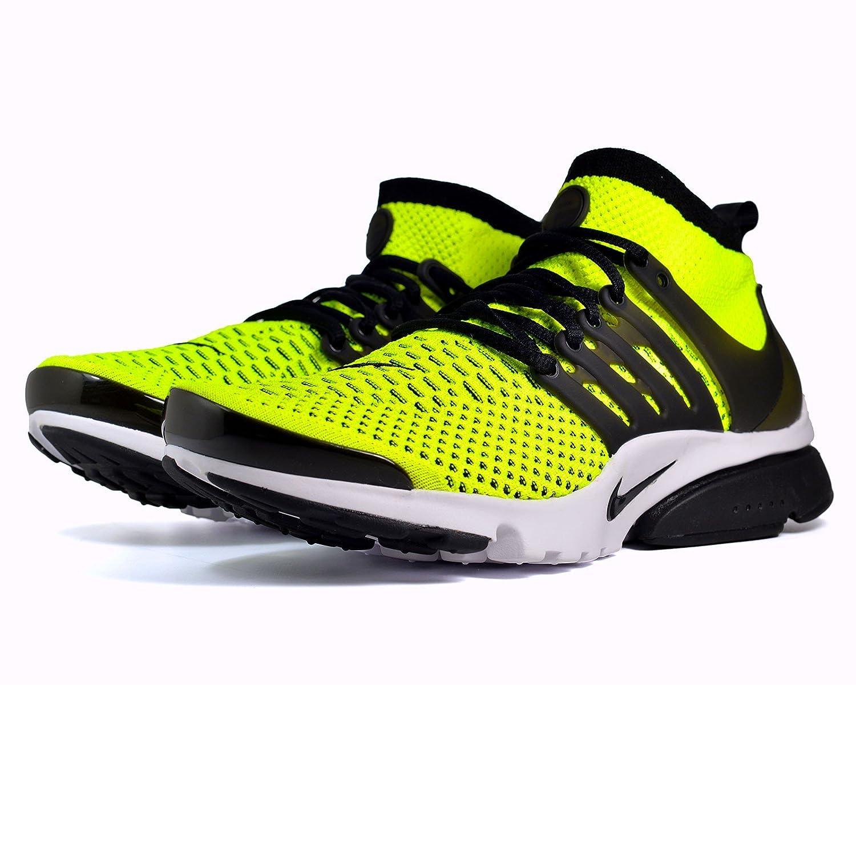 new style 3a1b3 6fe4d Nike Air Presto Flyknit Ultra - Scarpe da Ginnastica Uomo, Verde, 46:  Amazon.it: Scarpe e borse