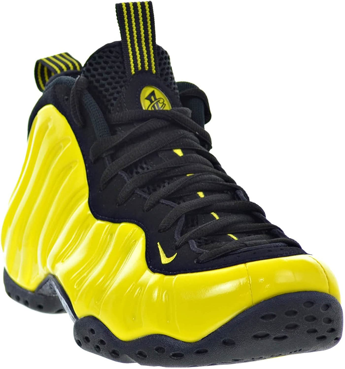 black and yellow nike sneakers