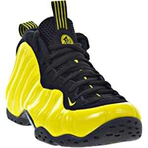 finest selection 189e3 eadf4 Nike Air Foamposite One Wu-Tang Men s Shoes Optic Yellow Black 314996-701