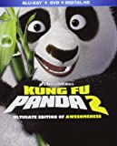 Kung Fu Panda 2 [Blu-ray + DVD + Digital HD]