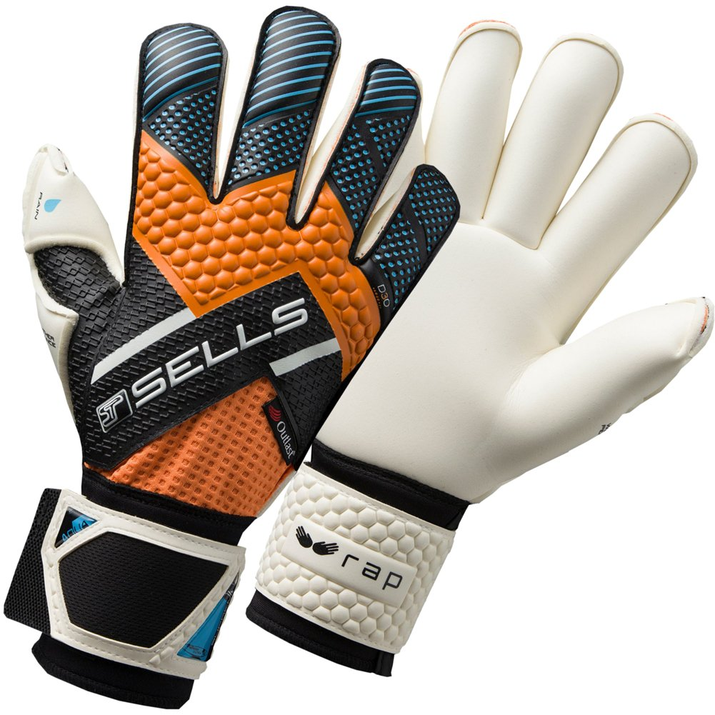 Wrap Elite Aqua Goalkeeper Gloves