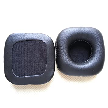 Almohadillas de repuesto para auriculares Marshall Major (Negro)