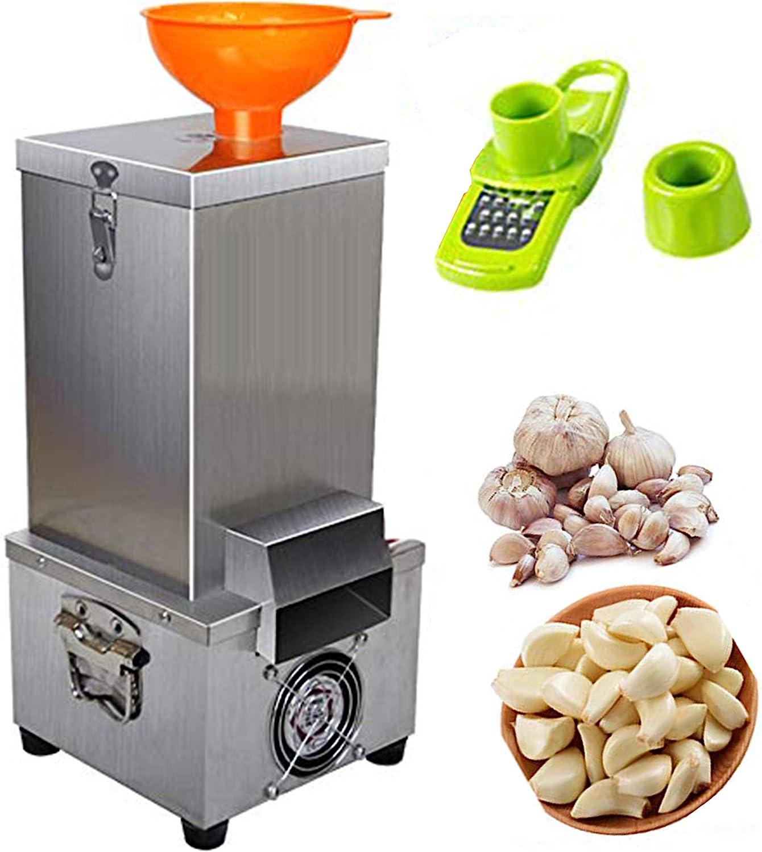 Garlic Peeling Machine Electric Garlic Peeler 110V Household and ...