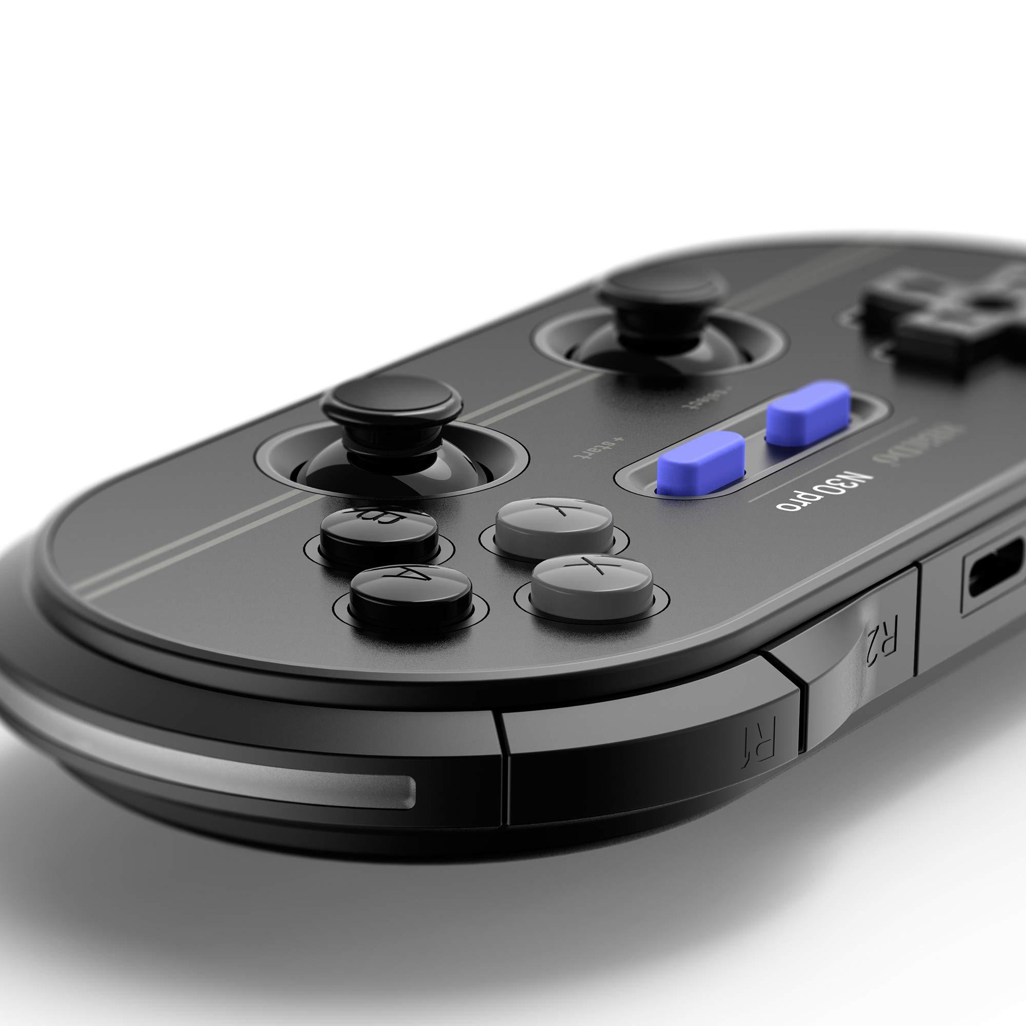 8Bitdo N30 Pro 2 (M Edition) Wireless Controller Dual Classic Bluetooth Video Game Joystick