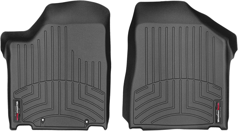 Black WeatherTech  441711  Custom Fit Front FloorLiner for Nissan Maxima