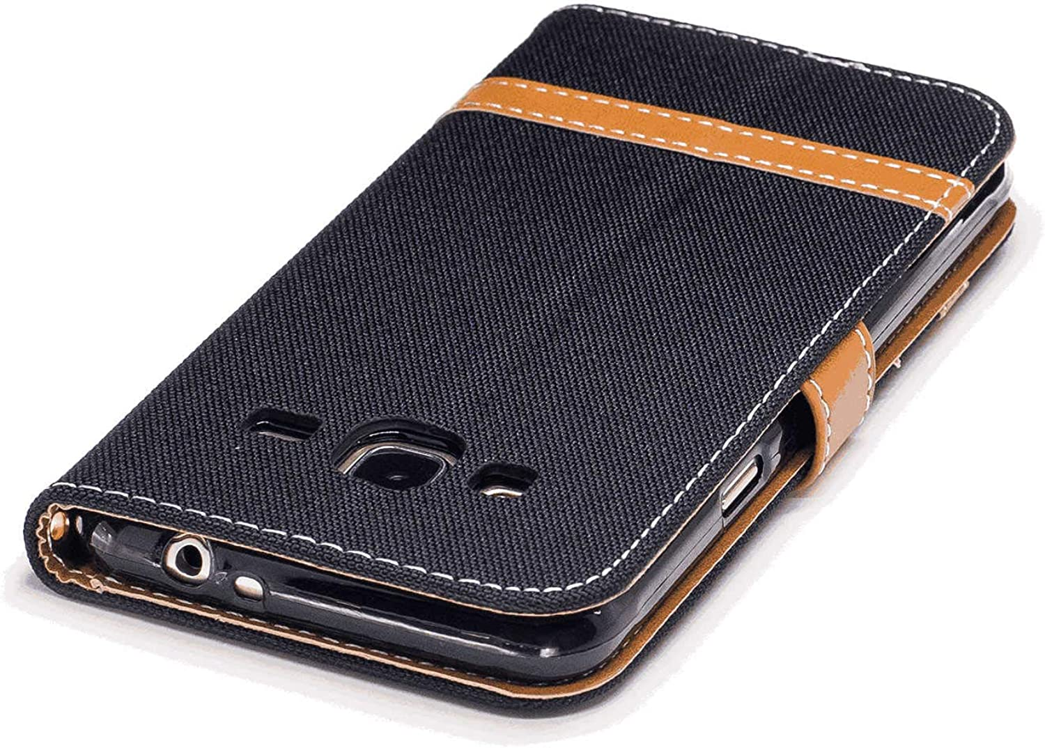 Flip Cover fit for Samsung Galaxy Note 10 Business Gifts Simple-Style Leather Case for Samsung Galaxy Note 10
