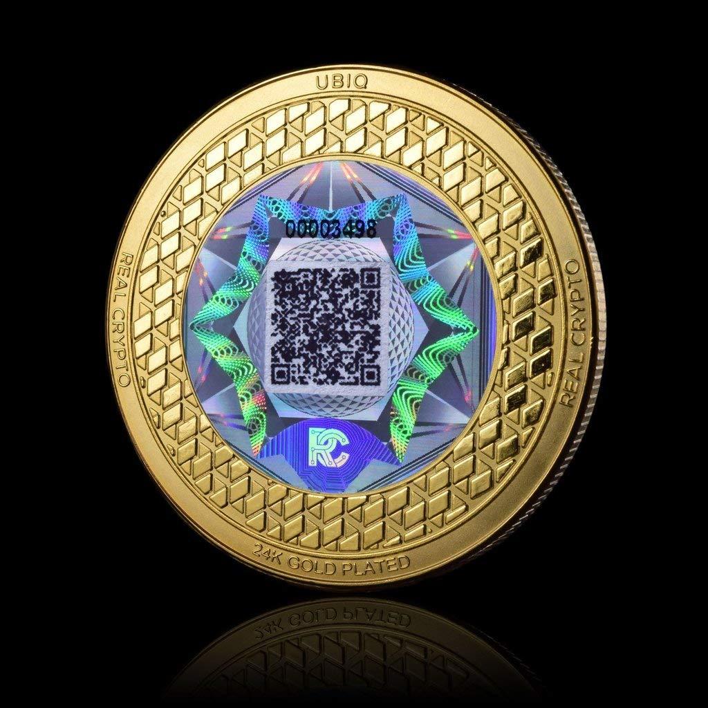 Paquete de colector de Monedas holográficas: Amazon.es ...