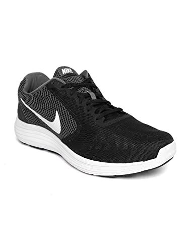 Nike Men s Revolution 3 Mesh Sports Shoes  Buy Online at Low Prices ... 845f8b2b6e