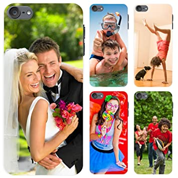 online retailer 8fea6 81018 Apple iPod Touch 6th Generation - Personalised Custom Your Image Your  Picture Design Your Own Mobile Phone Case BY Just Personalise ™