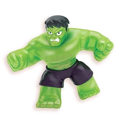 Heroes of Goo Jit Zu Licensed Marvel Hero Pack - Hulk: Toys & Games