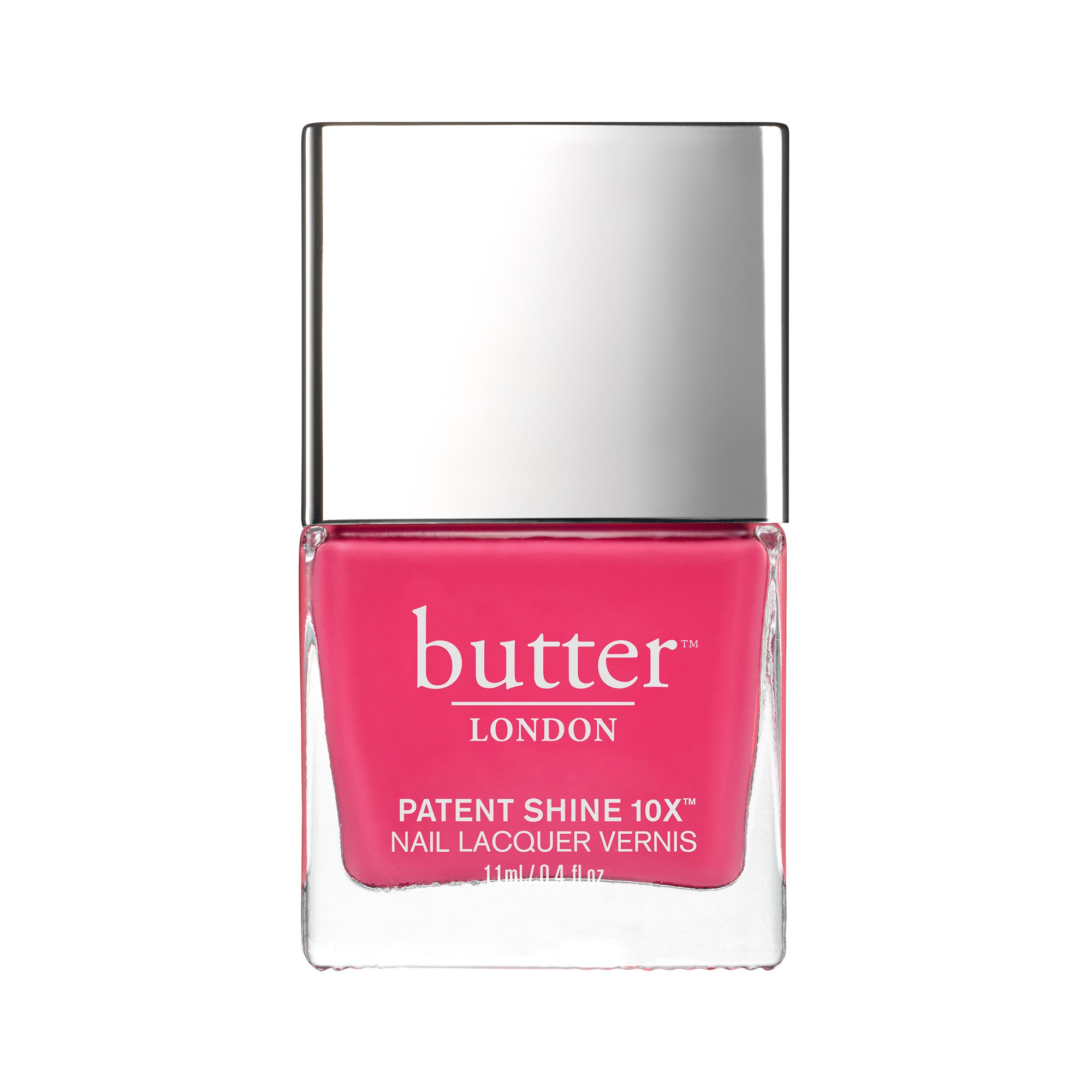 Amazon.com: butter LONDON Patent Shine 10X Nail Lacquer, Her ...