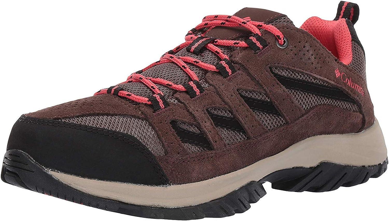 Columbia Women's Crestwood Hiking El Atlanta Mall Paso Mall Shoe