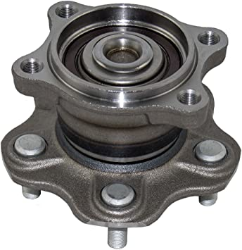 Amazon Com Rear Wheel Hub Bearing Assembly Replacement For Nissan Altima Maxima Quest 432027y000 43202ck000 432023z000 Automotive