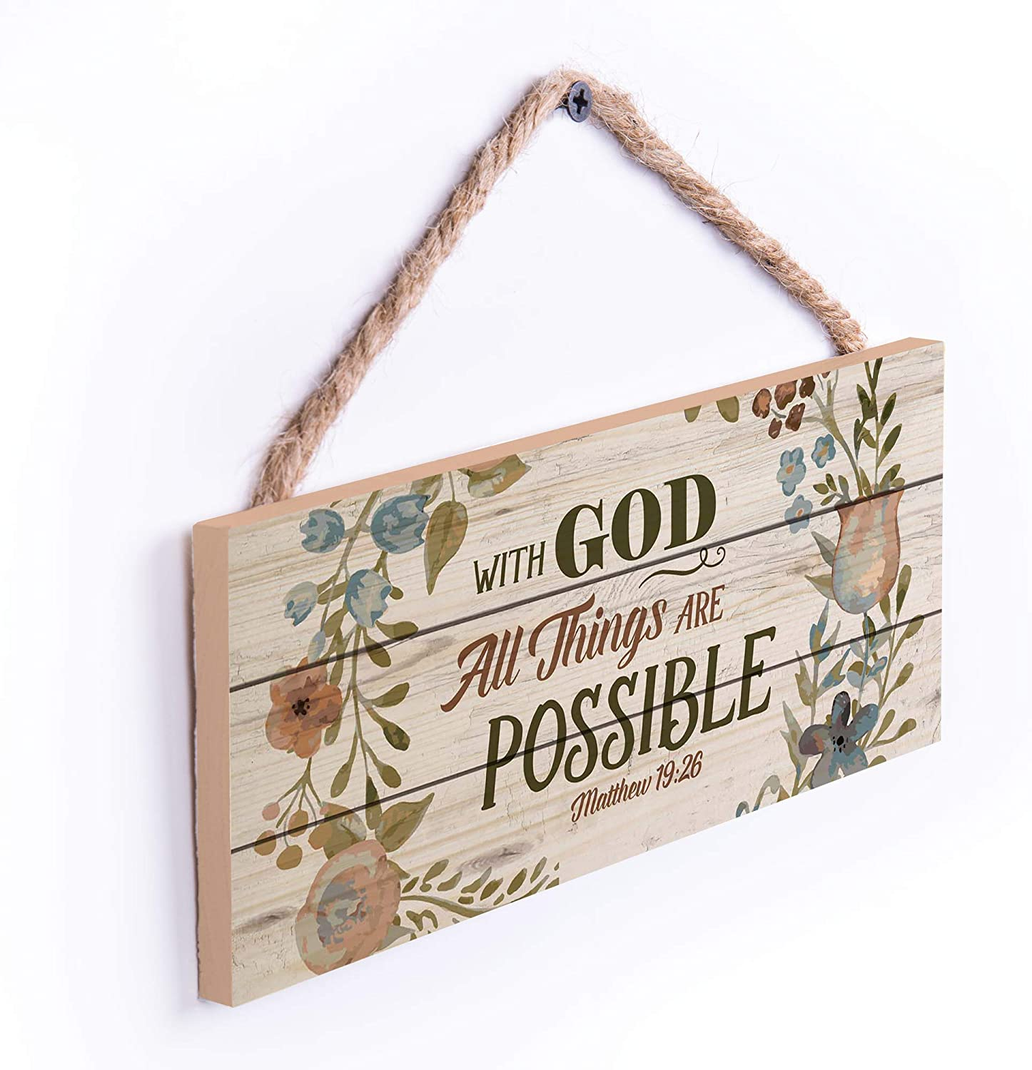 P GRAHAM DUNN Rest /& Relax Trees Rustic Brown 20 x 7 Inch Pine Wood Pallet Style Wall Plaque Sign