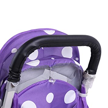 Handle Bar Cover for Baby Stroller Pushchair Infant Car Seat Armrest Sleeve