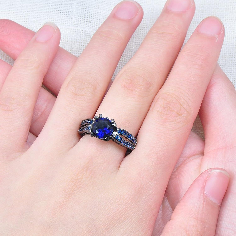 Amazon.com: Bamos Jewelry Girls Christmas Best Friends Blue Stone ...