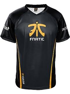 Fnatic Player Pro Wear Jacket 2019 (Esports Fan Merch) at ...