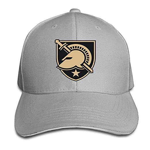 new concept 07975 3413d Amazon.com  Army West Point Black Knights Teams Logo Snapback Hats Sports  Sandwich Cap (6311343110887)  Books