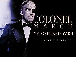 Colonel March of Scotland Yard [OV]
