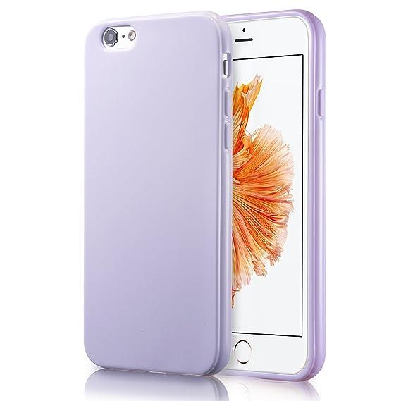 81b1de676ff Amazon.com  iPhone 6S Lavender Case