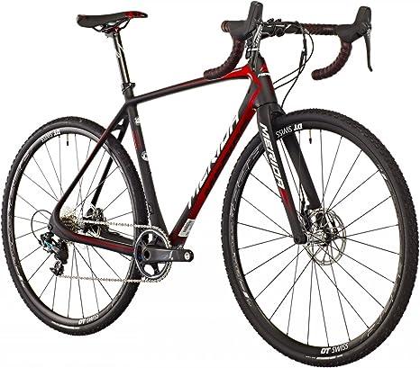 Merida Cyclo Cross 9000 - Bicicletas ciclocross - rojo/negro Tamaño del cuadro 53 cm 2016: Amazon.es: Deportes y aire libre