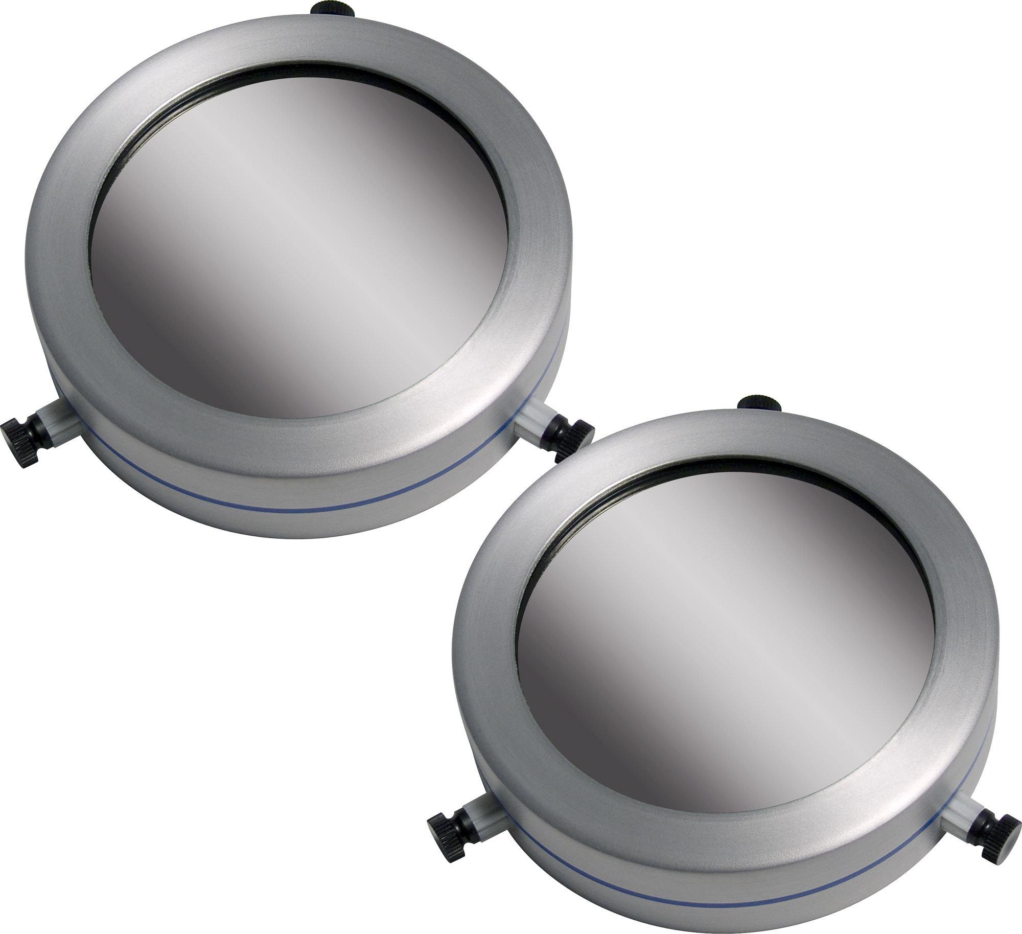 4.30'' ID Set of Orion Binocular Solar Filters