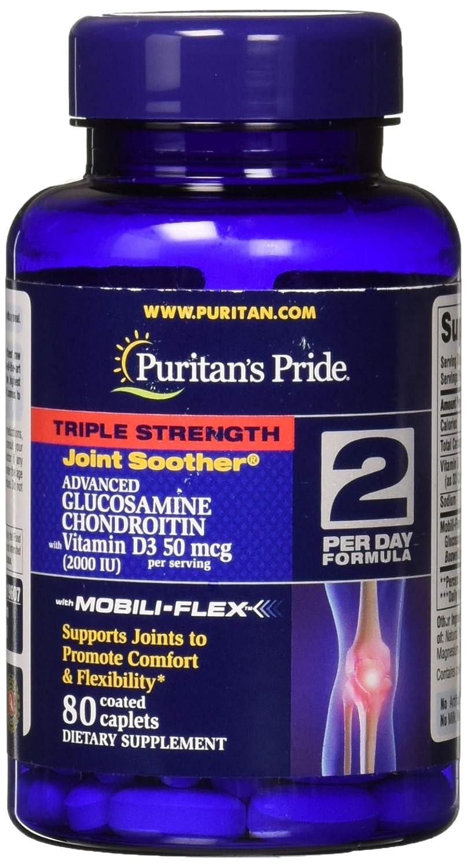 Glucosamin-chondroitin+vitamin D Kapseln (90 stk)