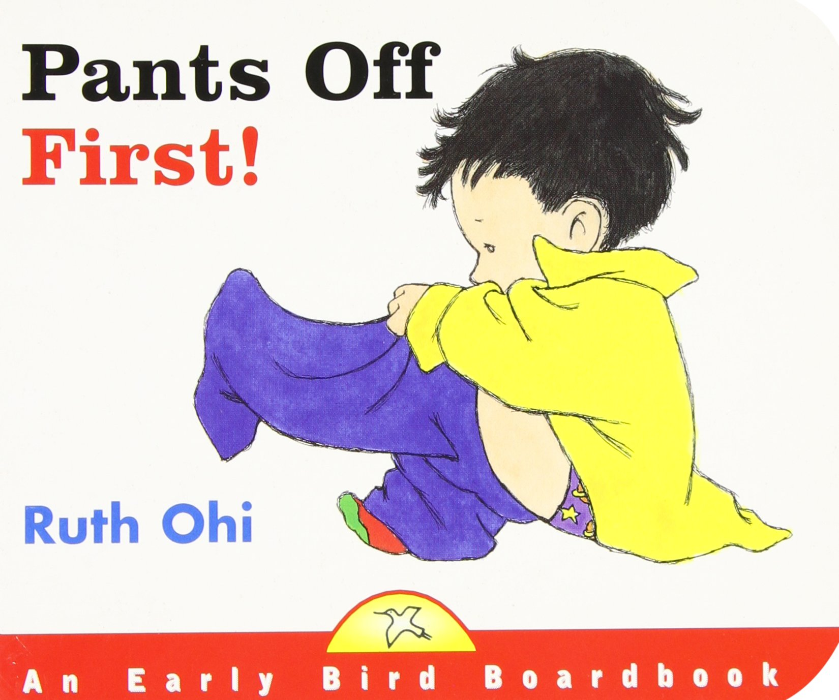 Download Pants Off First (An Early Bird Board Book) pdf epub
