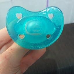 Chicco Phisio Soft - Chupete todo goma de silicona para 0-6 ...