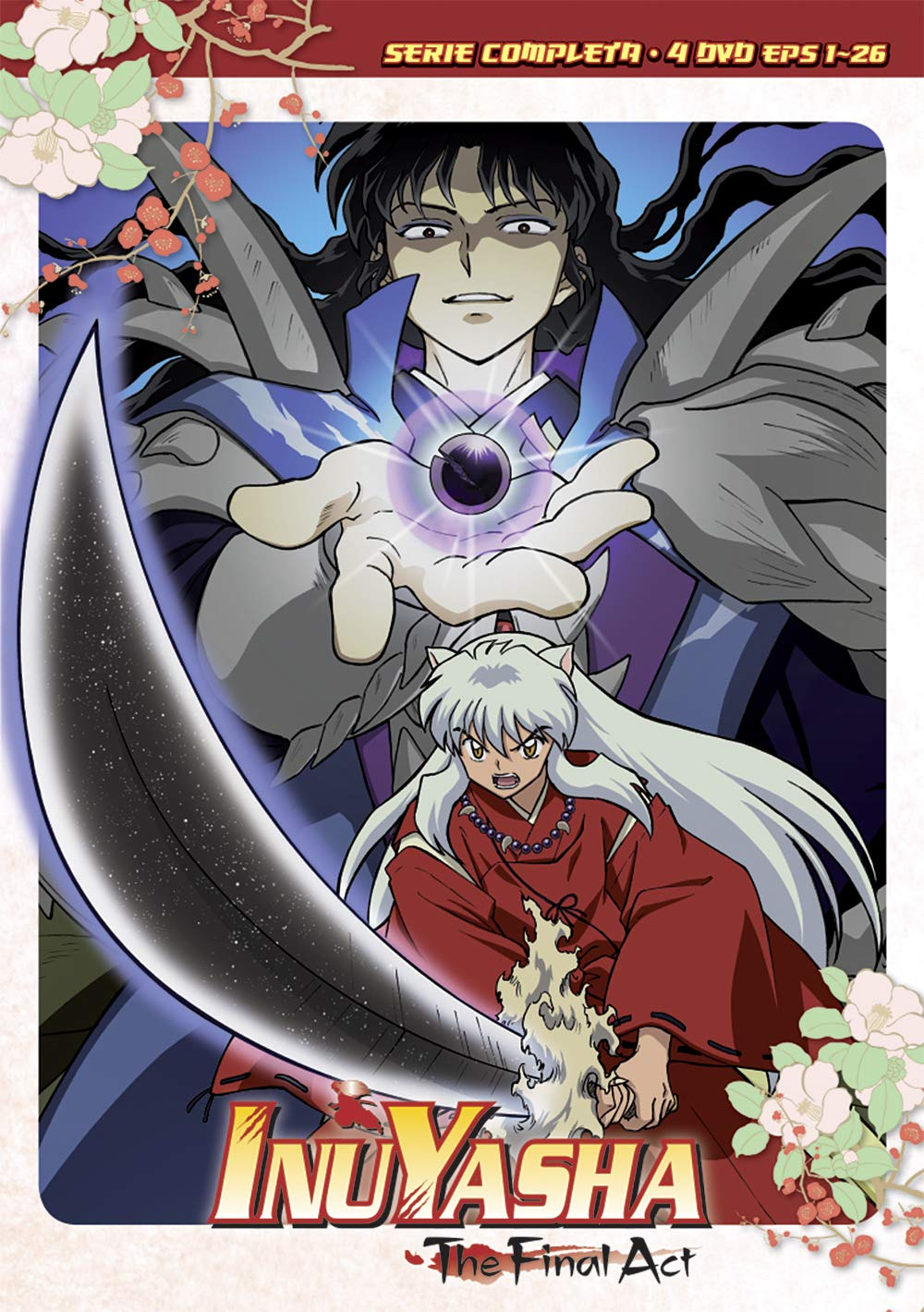 Inuyasha - The Final Act - The Complete Series (Eps 01-26) (4 Dvd) [Italia]