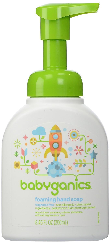 BabyGanics Fine & Handy Foaming Hand Soap BGHANDSOAP