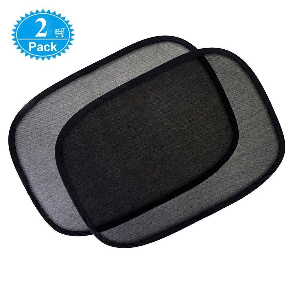 proteja a su beb/é y sus mascotas en el asiento trasero del resplandor del sol y el calor Parasol del parabrisas lateral de CLKJCAR Parasol del coche