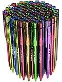 100 Schneider stylo à bille fave/encre bleue