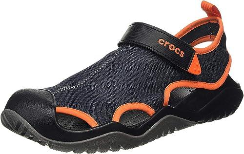 crocs Herren Swiftwater Mesh Wave M Clogs