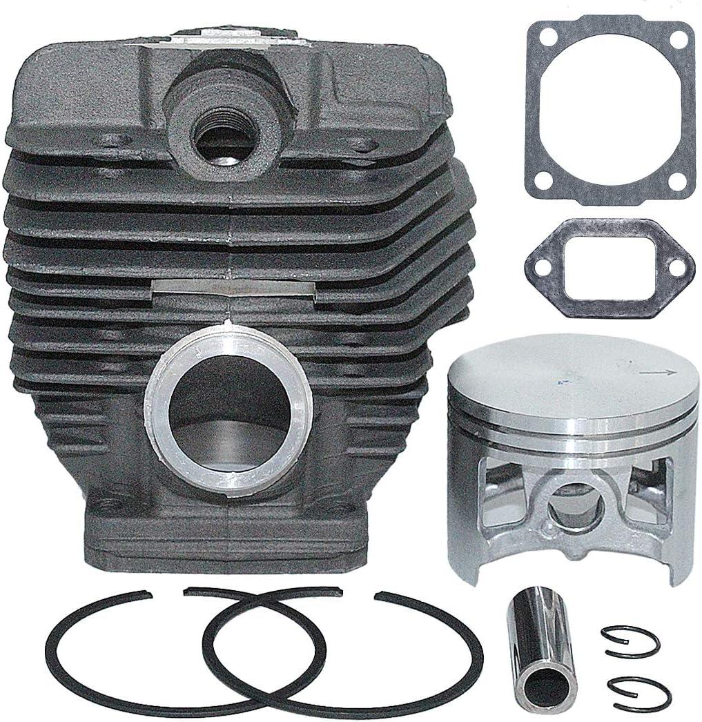 AUMEL Kit de pistón de Cilindro de 54 mm para Stihl MS660 066 MS650 064 Motosierra Reemplazar 1122 020 1211.