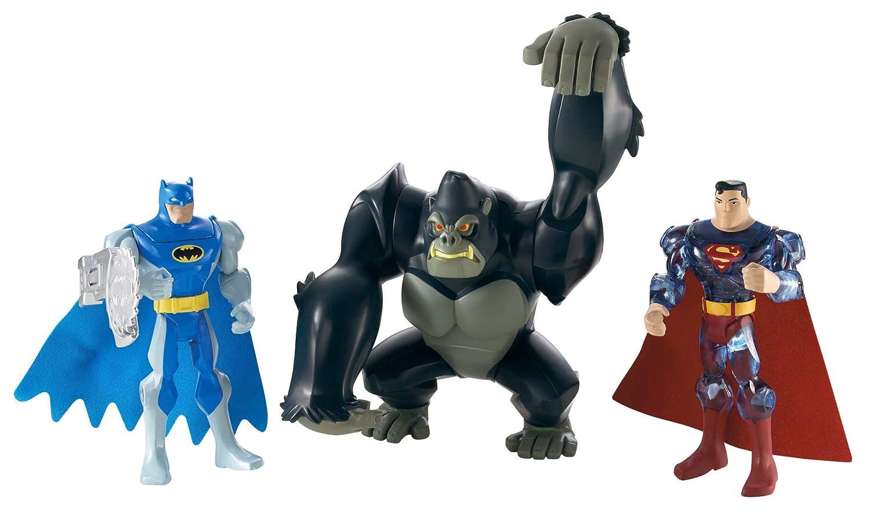 Batman Animated Stealth Strike Gorilla Attack Battle Pack
