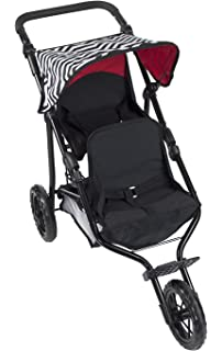 Amazon.com: Arias 73 x 47 x 80 cm Elegance Doll Twin Chair ...