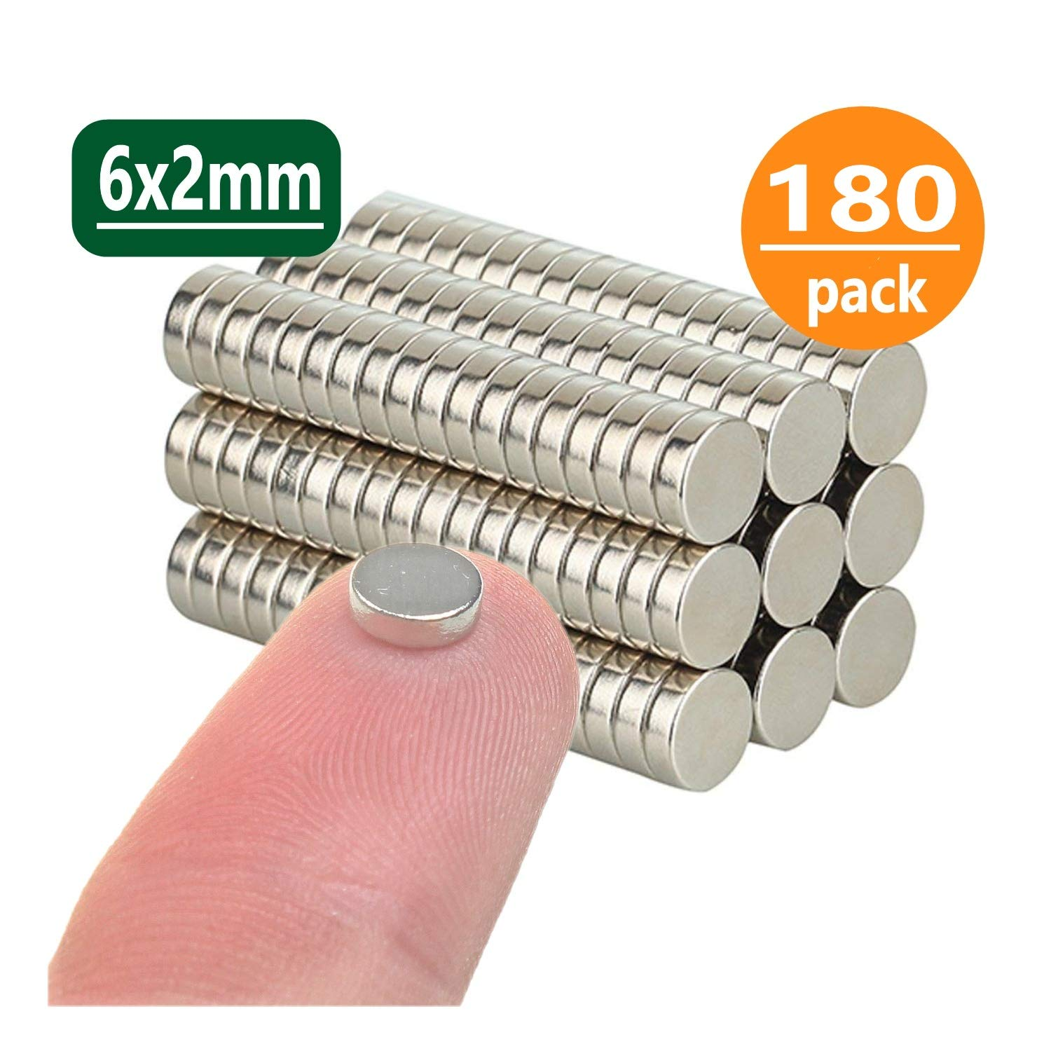 Deryun 180 Pack Refrigerators Magnets Fridge Magnets for Whiteboard