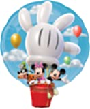 Ballon Montgolfière Géant Mickey Mouse Clubhouse -'Montgolfière' - en aluminium
