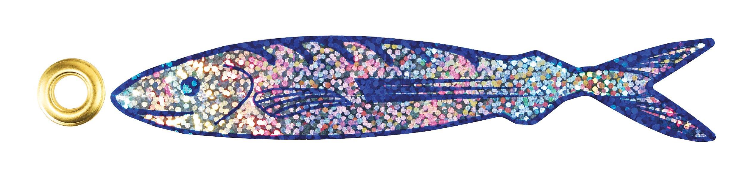 Strike Point Tackle 36'' Dredge & Teaser Kit Sardine Fish Strips by Strike Point Tackle