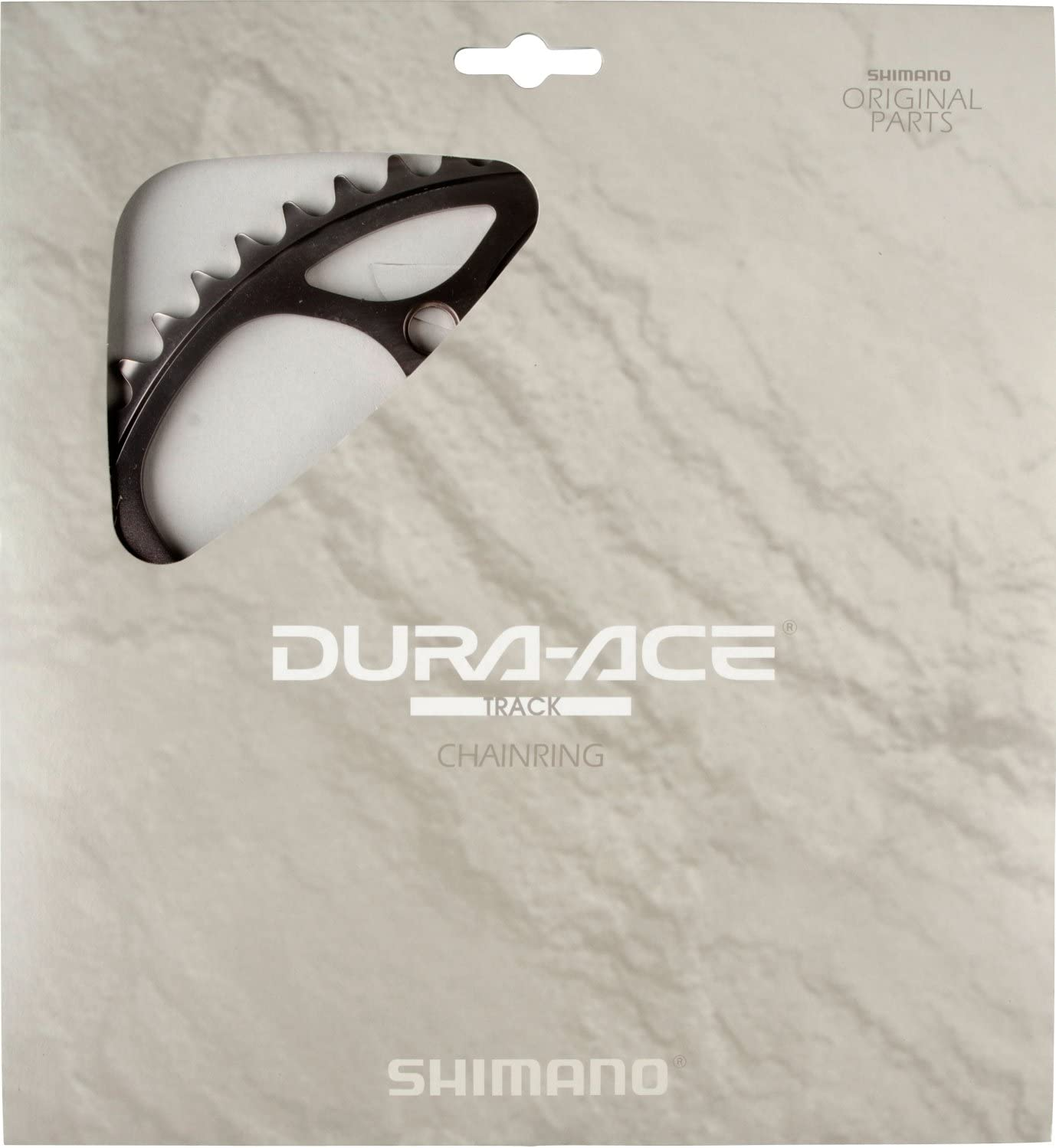 """NJS Shimano DURA-ACE TRACK FC-7710 47T 1//2/"""" X 1//8/"""" Chainring Y16S47001"""