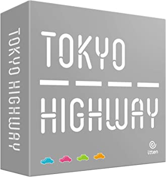 Itten ITTH01 Tokyo Highway Board Game