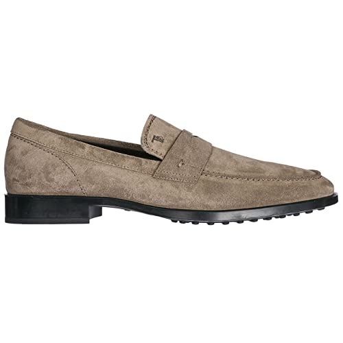 Tods Men Moccasins Marrone 9.5 US