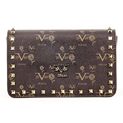 2b7bffc5deeb Versace 19.69 Abbigliamento Sportivo Srl Milano Italia Womens Handbag  V19690010 COFFEE