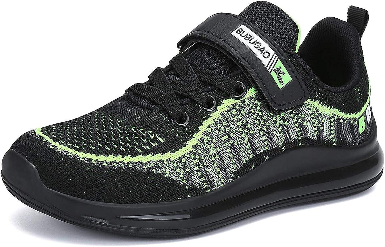 TSIODFO Kids Baby Boys Girls Sport Running Tennis Walking Shoes