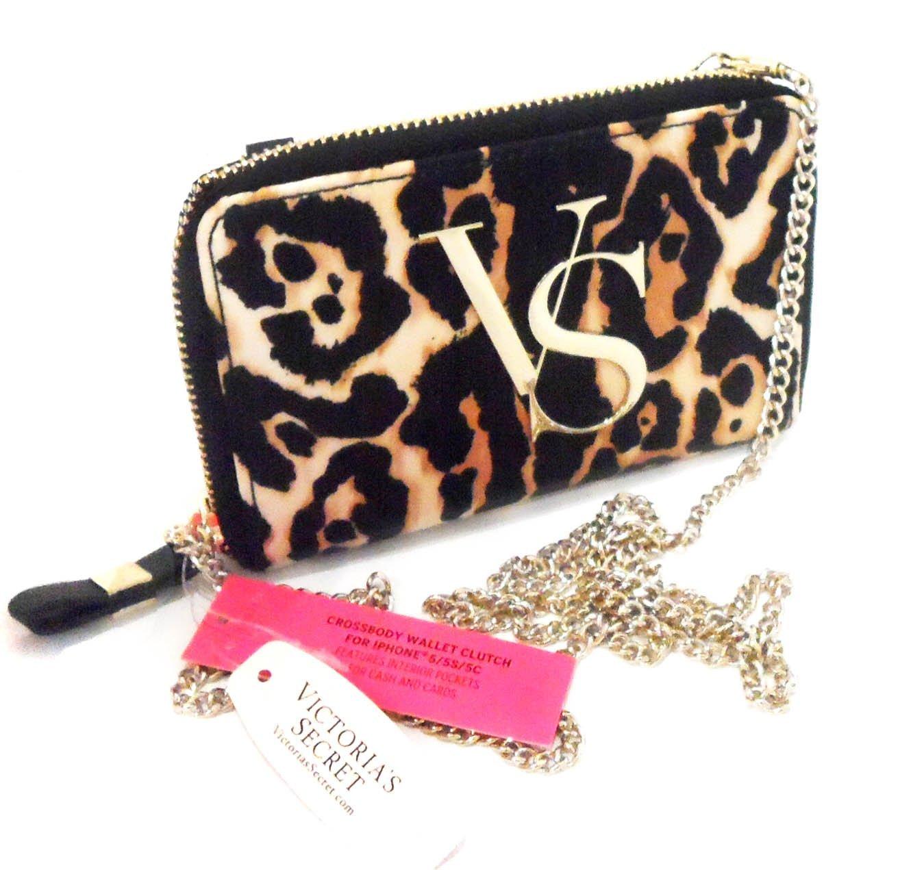Victorias Secret Wallet Purse Crossbody Bag by Victorias ...